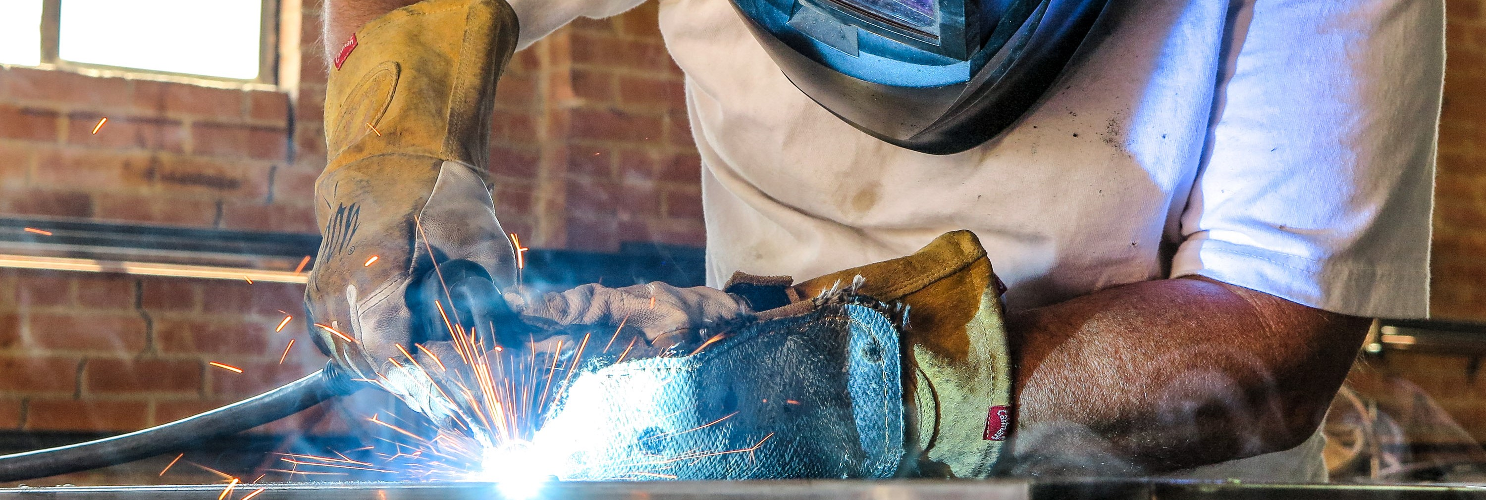 Texas Manufacturing: Steel fabrication workshop